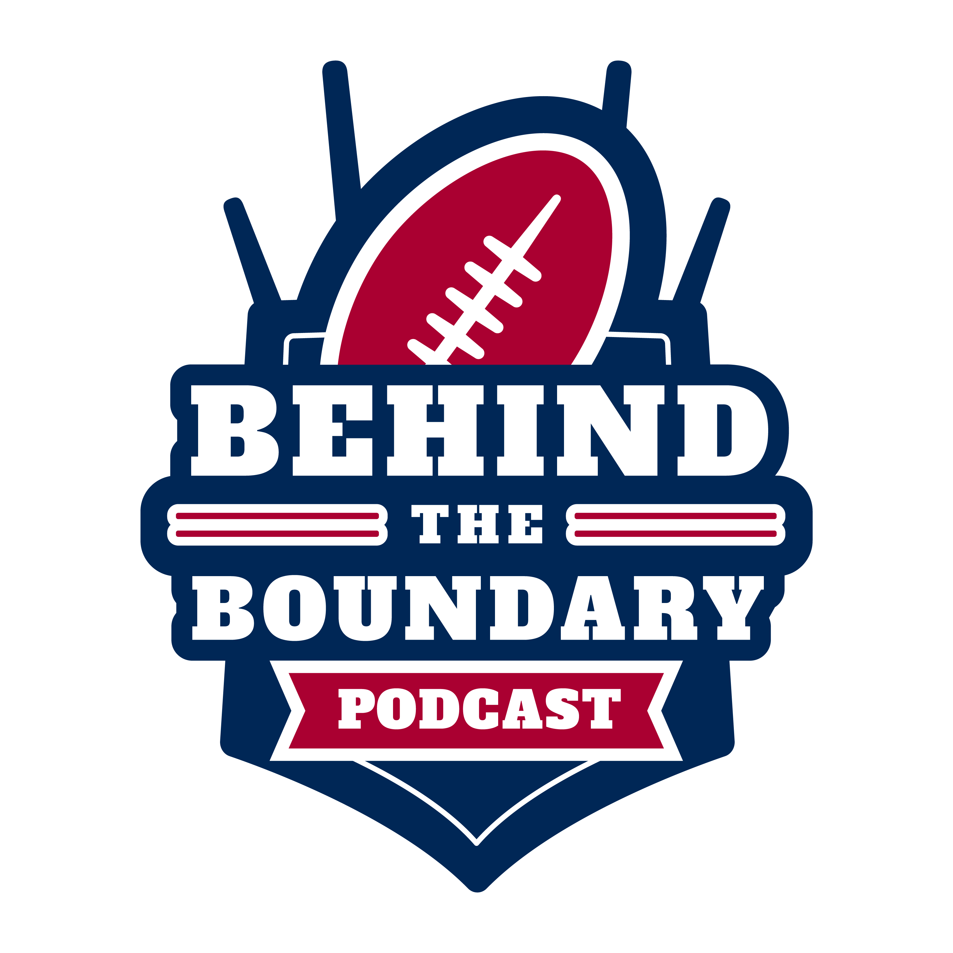 AFL Behind The Boundary Podcast show art