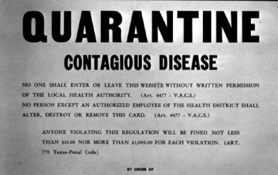 CST #58: Quarantine