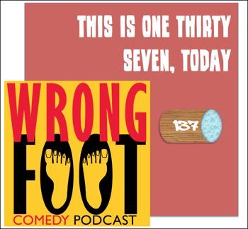 EP137--This is One Thirty Seven, Today