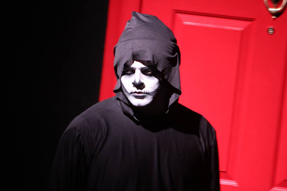 Erick Hellwig as Death