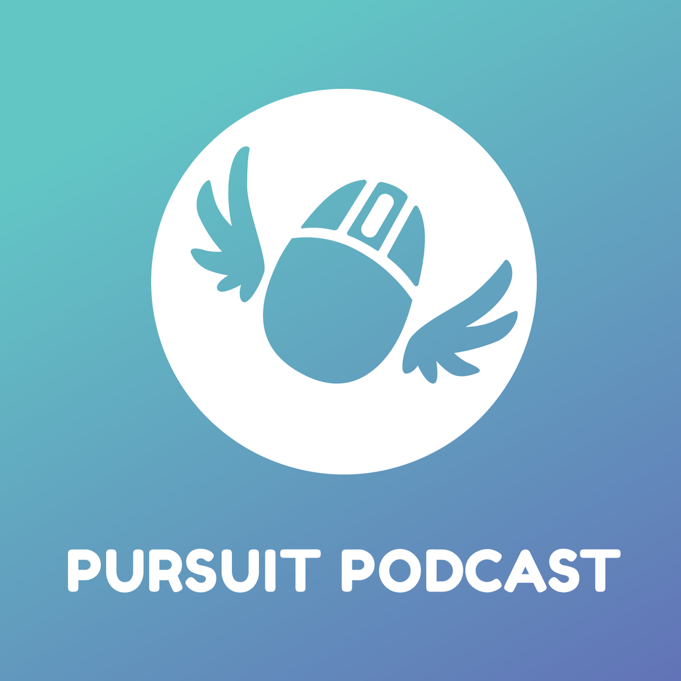 Pursuit Podcast show art