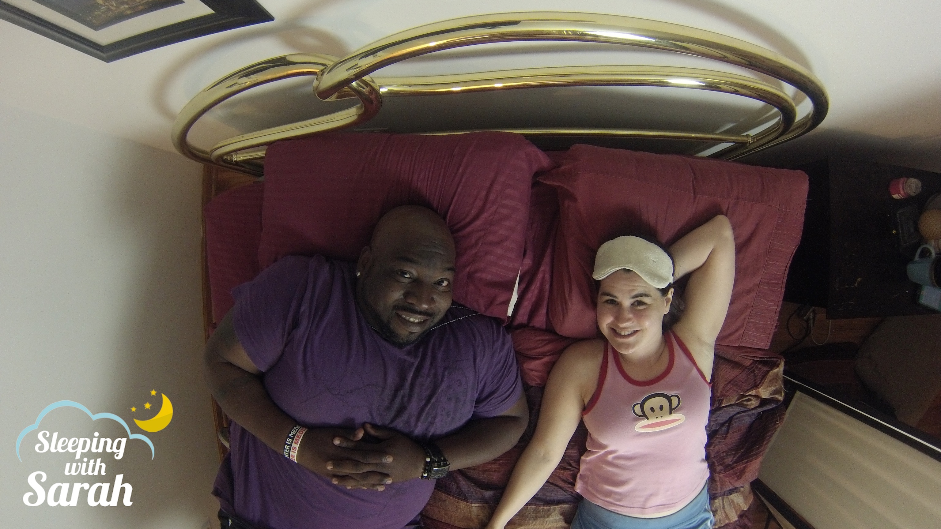 Jay Washington and Sarah Albritton, Sleeping with Sarah