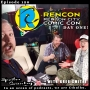 Artwork for RenCon 2018 Day 1! LIVE on Set with Greg Smith!