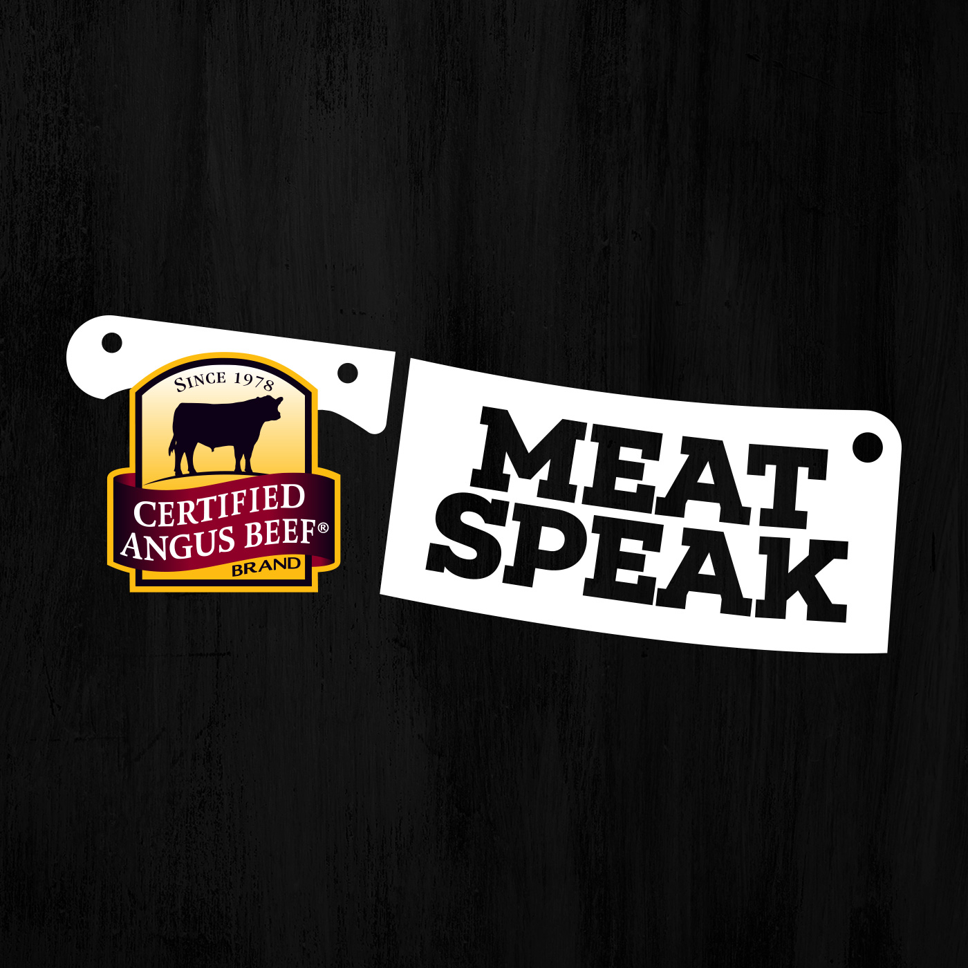 Meat Speak show art