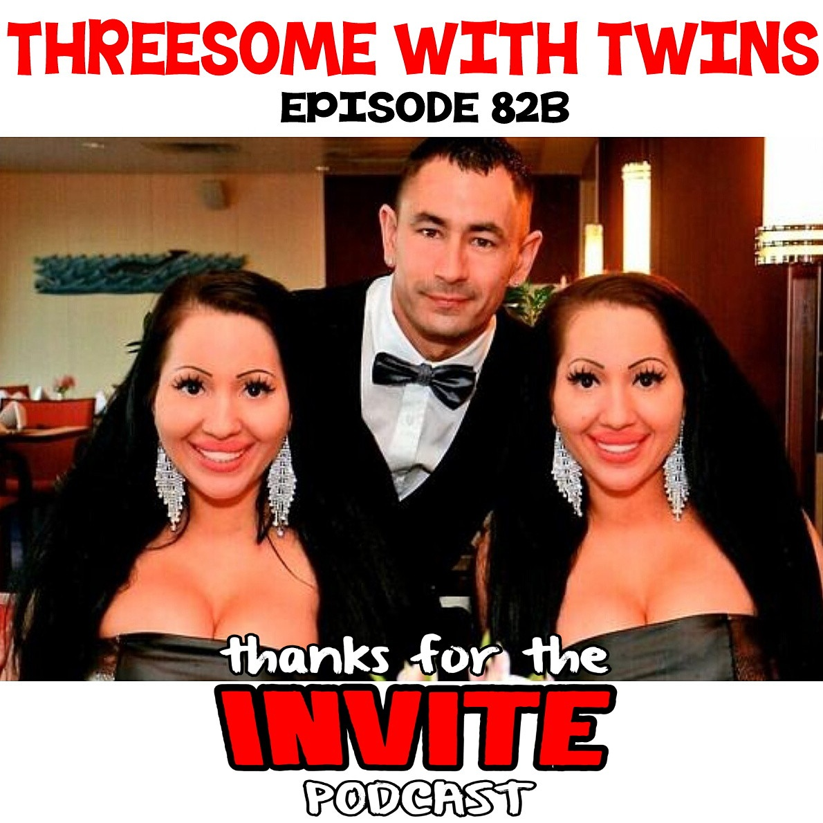 #82b TFTI with Freddy Correa - Threesome with Twins! (Part 2)