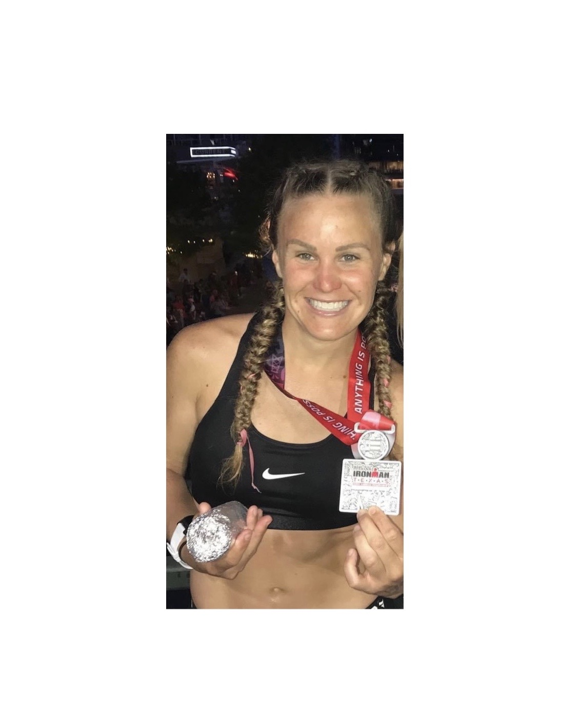 Conversation with Super Athlete Tammy Haws