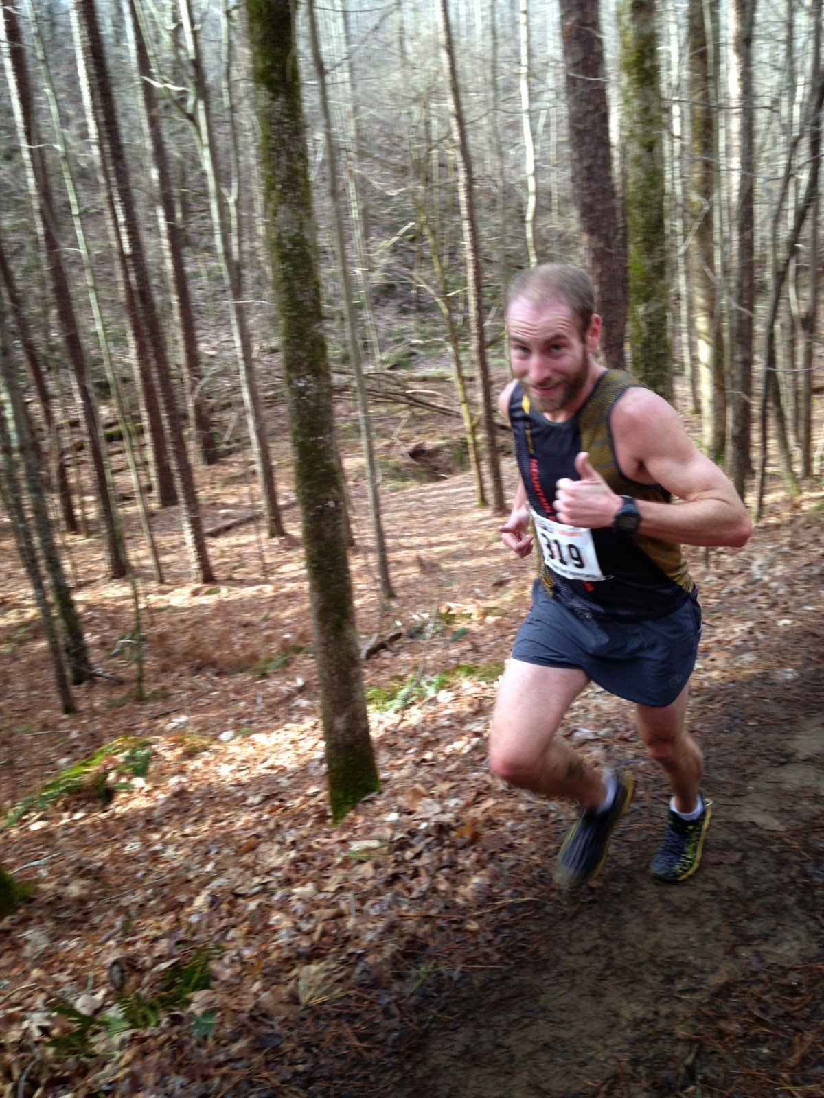 Episode 54: An Interview With Ryan Woods - Mountain Running & Obstacle Course Racing