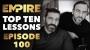Artwork for Top Ten Lesson of Empire Building - 100