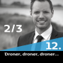 Artwork for 12 - Droner, droner droner 2/3