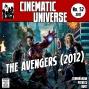 Artwork for Episode 52: The Avengers (2012)