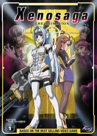 Episode 45: Xenosaga the Animation Volume 1
