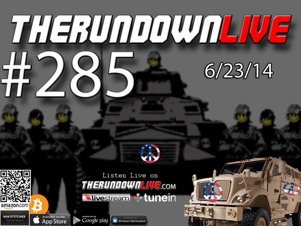 The Rundown Live #285 Open Lines (Sandy Hook,X-Ray,Terrorists)