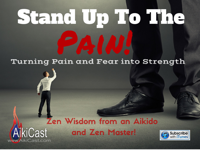 DMF- Stand Up to the Pain!