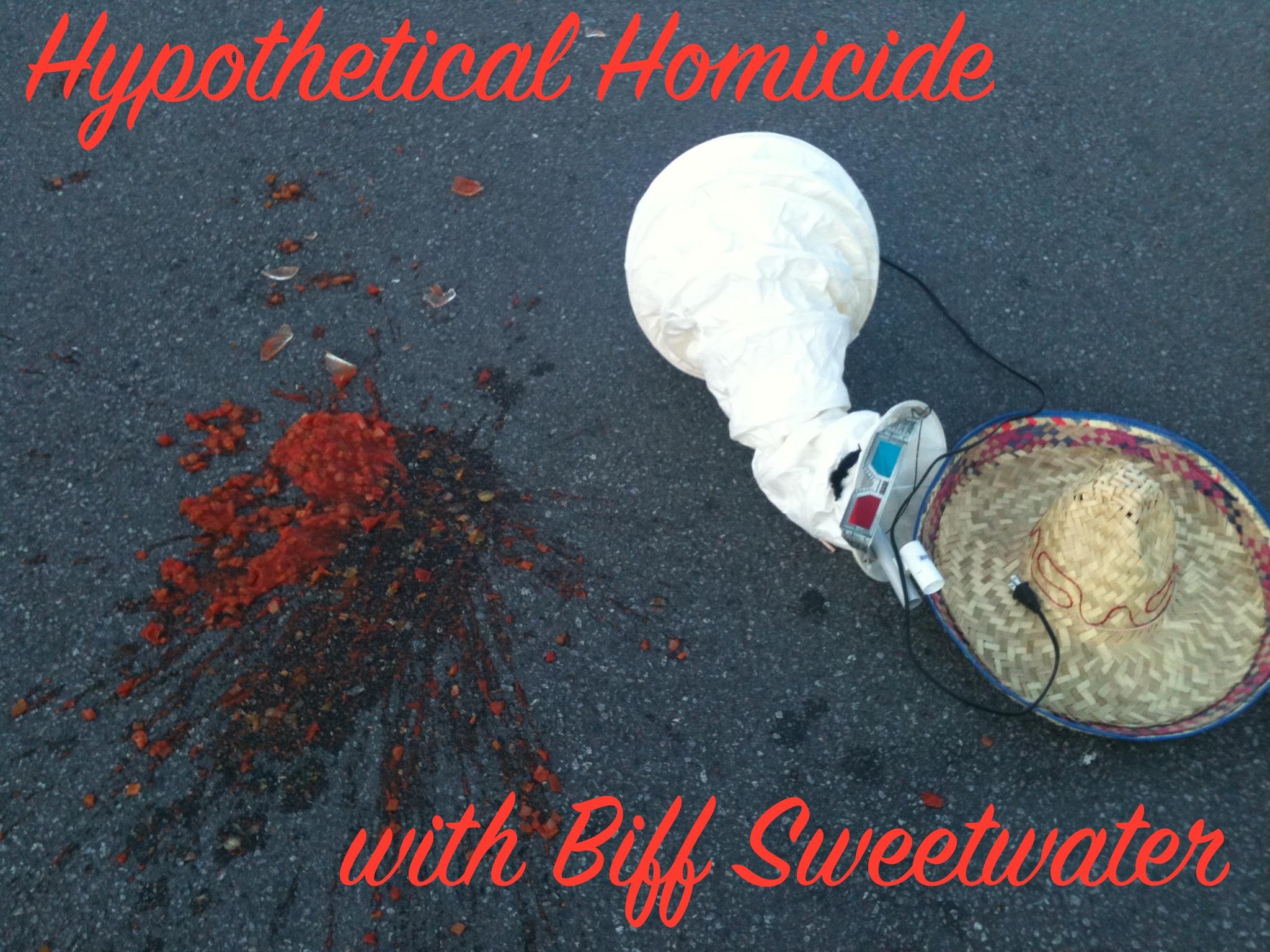 Artwork for Hypothetical Homicide Ep 4 - Rainman vs Biff