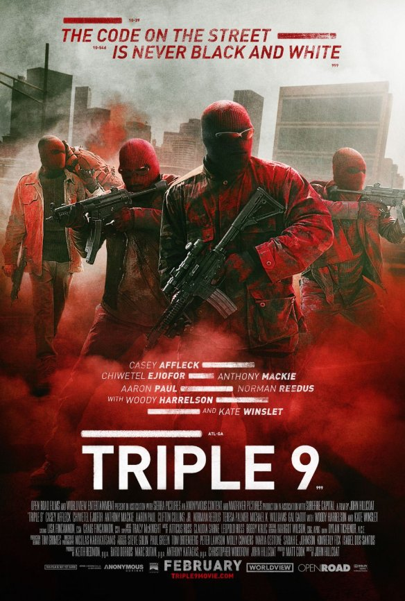 Ep. 224 - Triple 9 (Cop Land vs. L.A. Confidential)