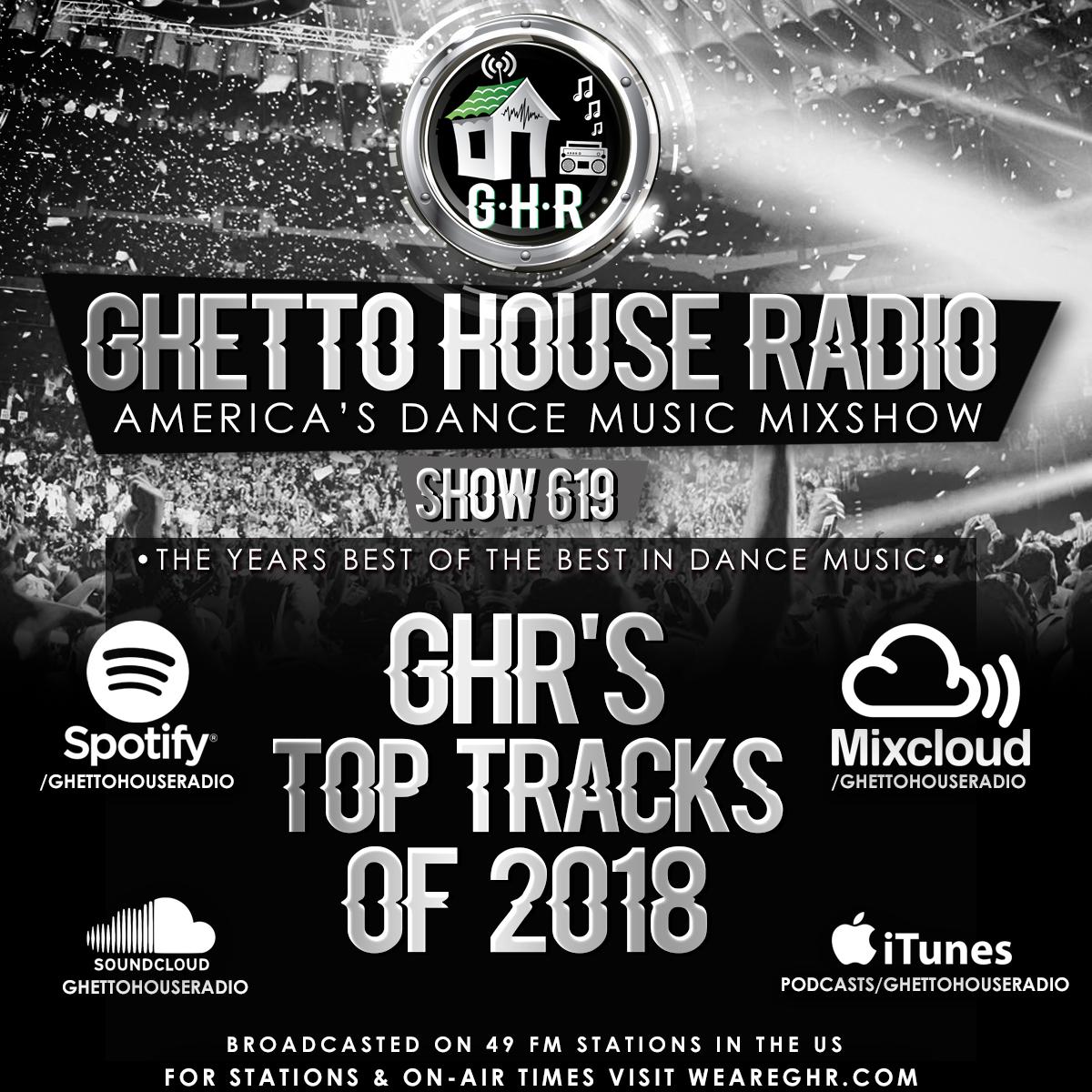 GHR - Show 619 - GHR's Top Tracks of 2018!