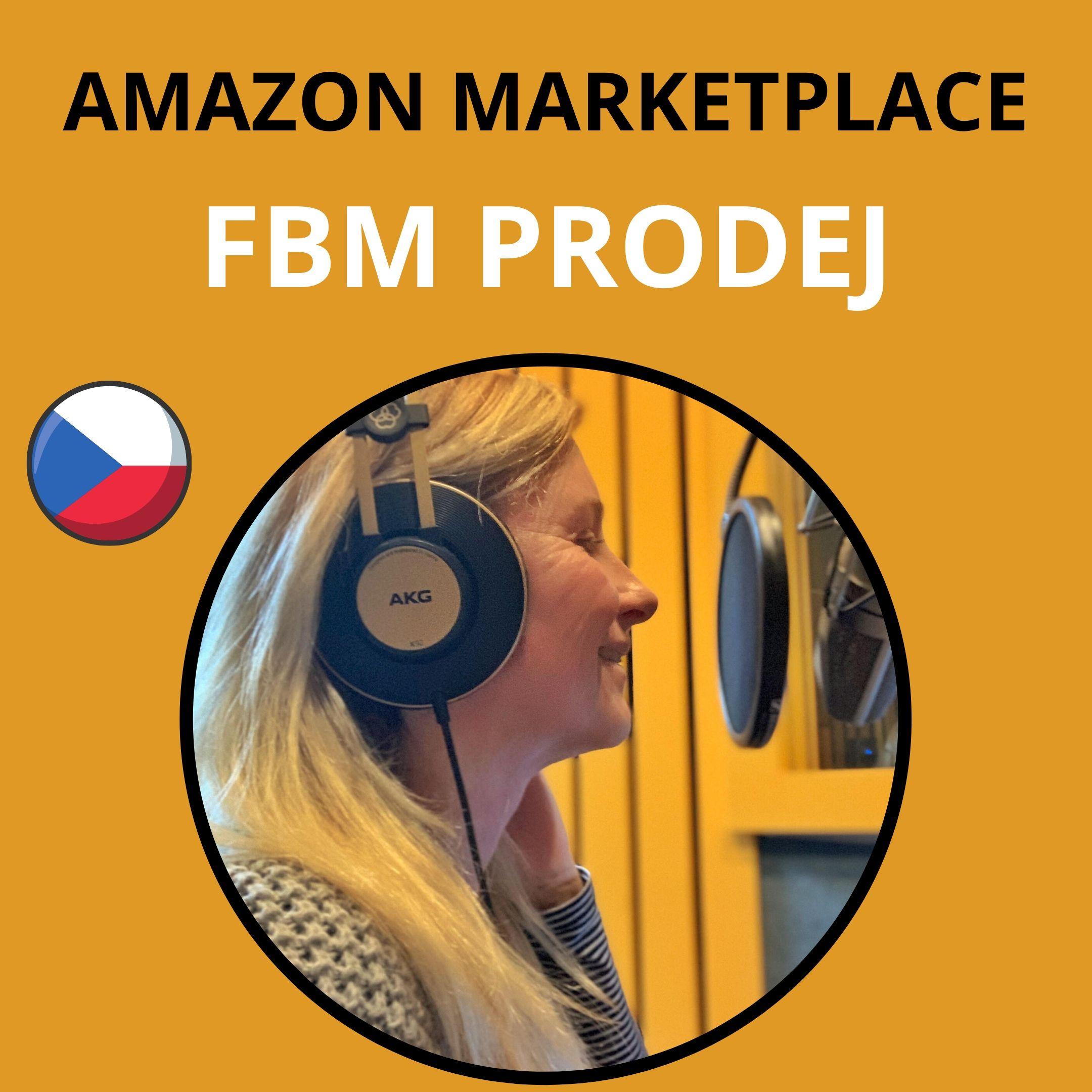 002 | Prodej na Amazonu jako FBM