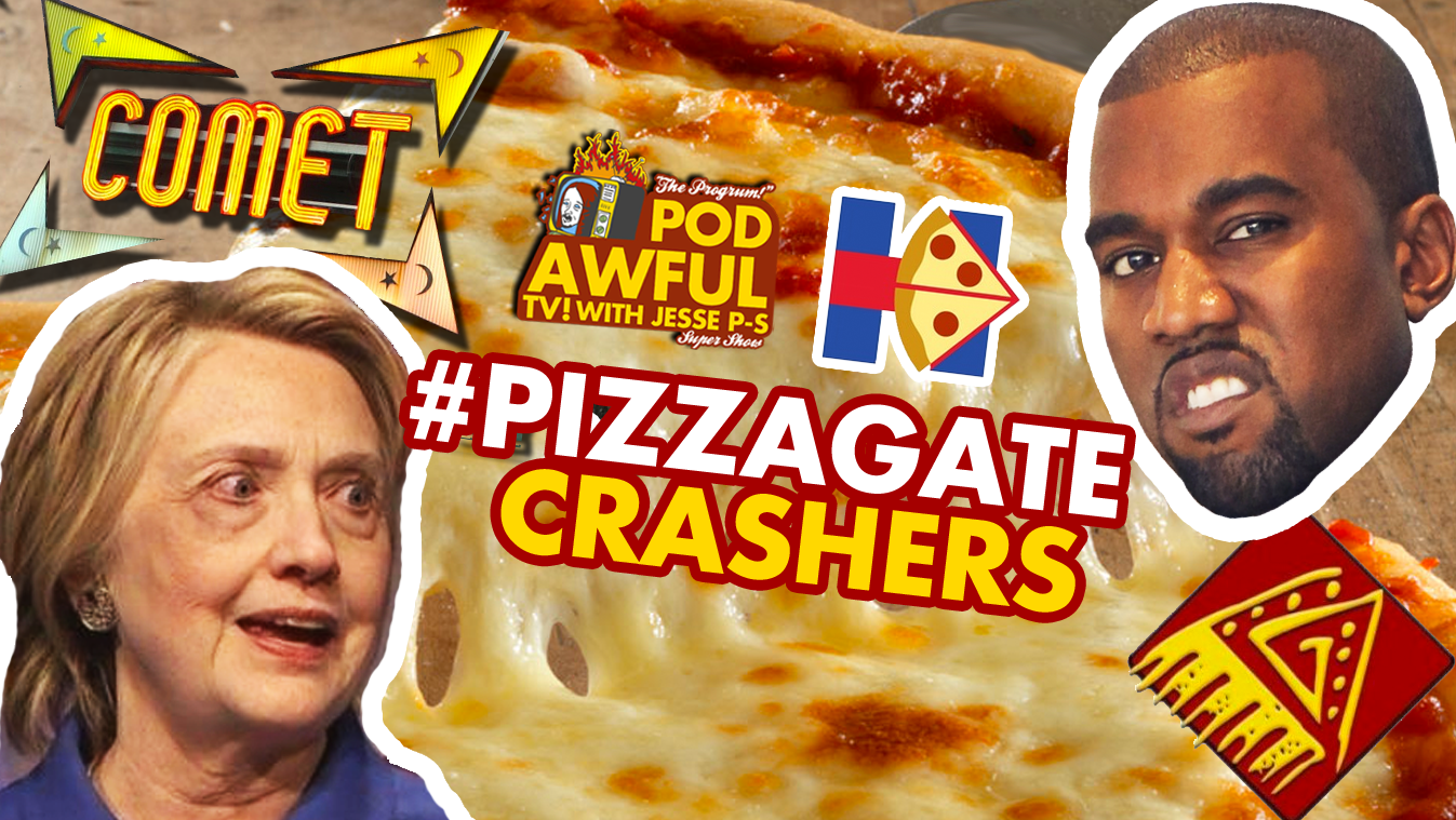 #PIZZAGATE CRASHERS