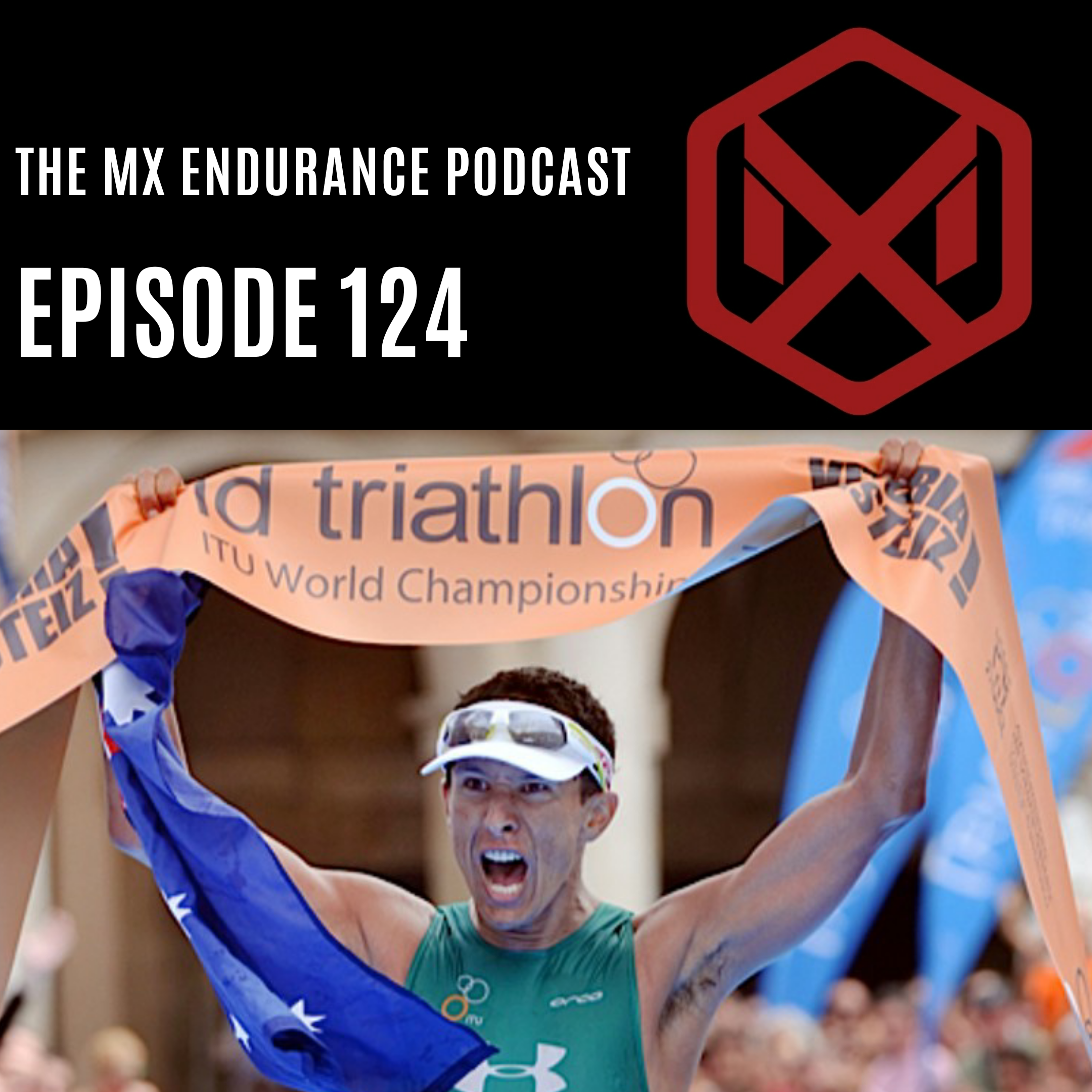 #124 - Short Course V Long Course Athletes with Chris McCormack