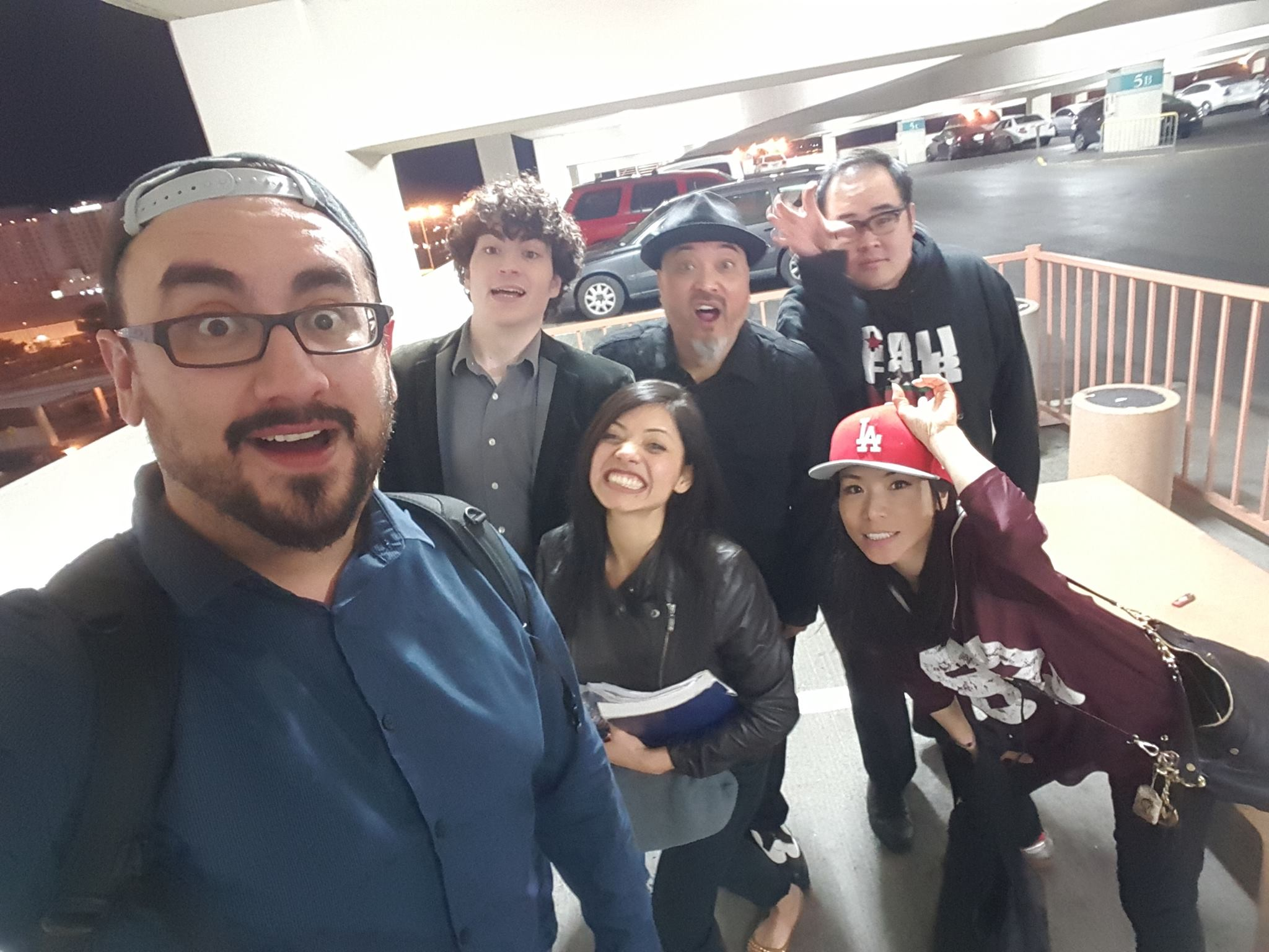 #42 The Chat Snap with Freddy Correa - Aiko Tanaka, Lissy Correa, Brent Mukai, Adam Barr, Charlie Stone, and Joe Caliz
