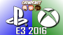 Artwork for Episode #136: E3 2016 - Playstation and Microsoft