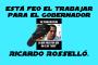 Artwork for Está feo el trabajar para el gobernador Ricardo Rosselló