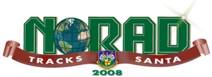 DWE Minuet: NORAD Santa Tracker 2008