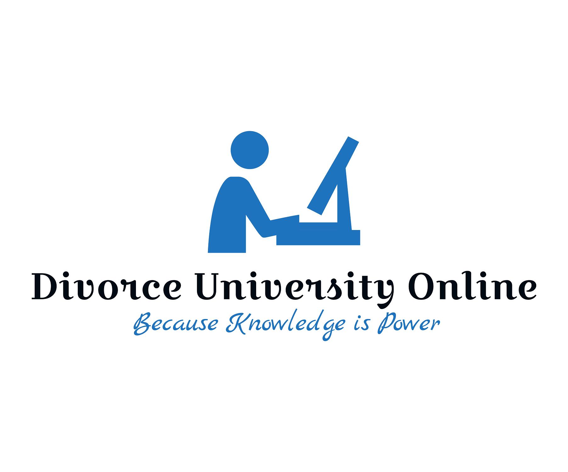Divorce University Online show art