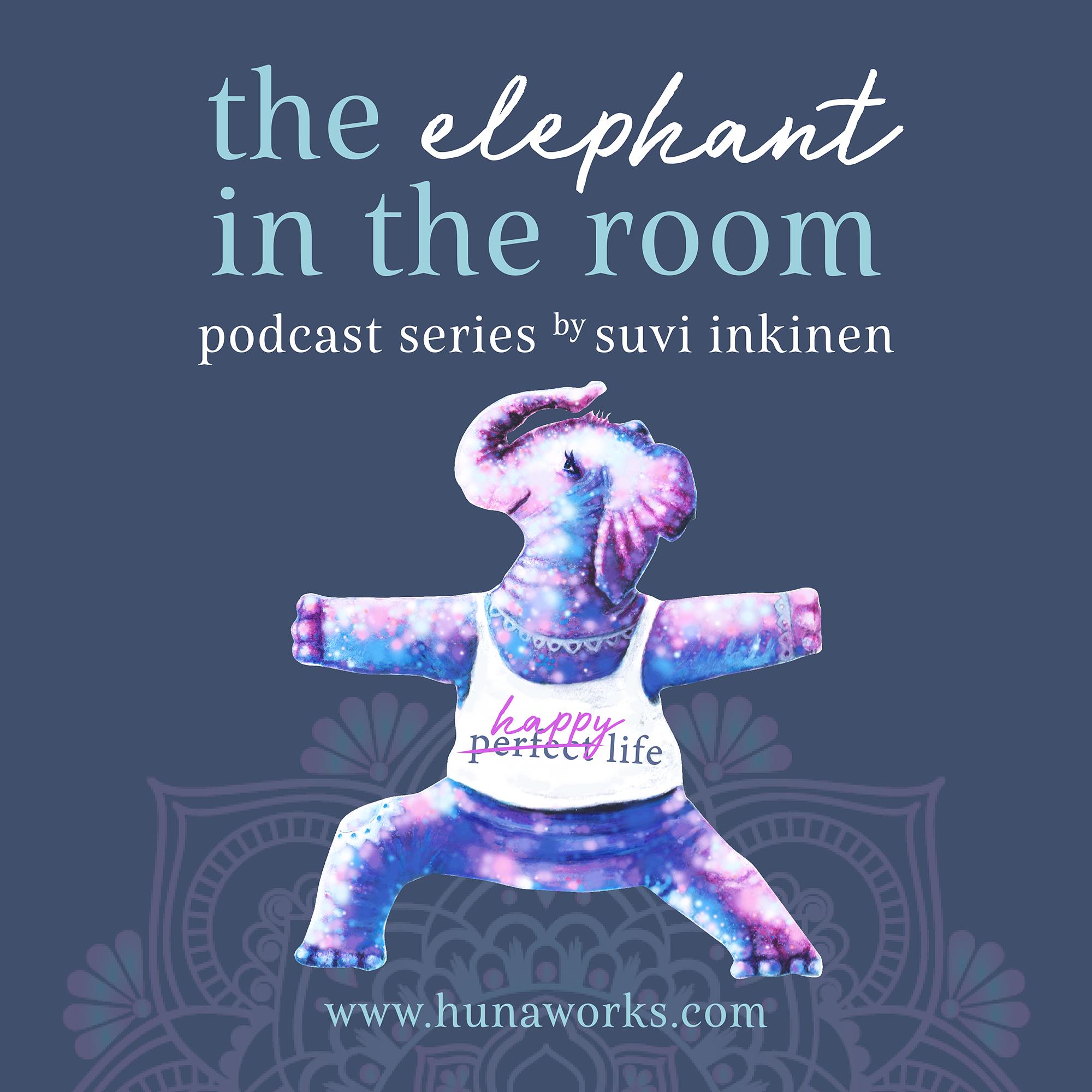Episode 4 - With Cassey Maynard, aka.The Energiser show art