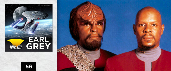 Earl Grey 56: The One Where Worf Goes to DS9