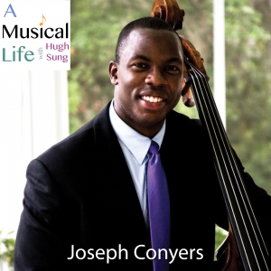 Joseph Conyers, Assistant Principal Bass of The Philadelphia Orchestra