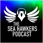 Artwork for Seahawks vs Bills postgame show with the U.K. Sea Hawkers