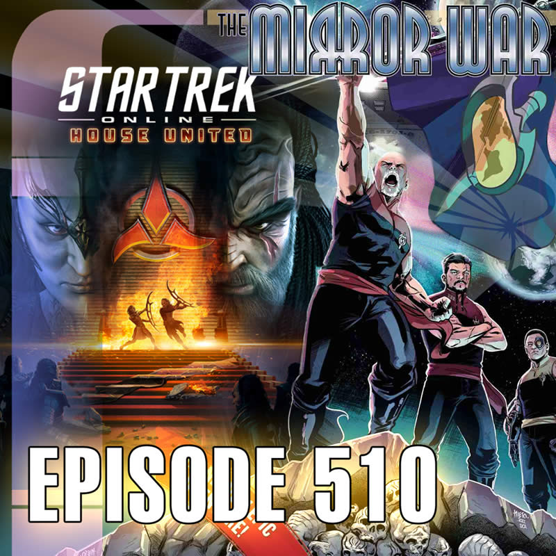 510 - Finales, Section 31, and Klingons  | Priority One: A Roddenberry Star Trek Podcast
