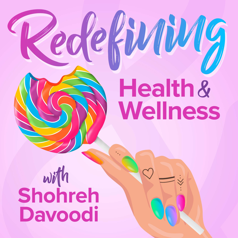 Redefining Health & Wellness show art