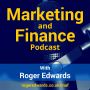 Artwork for Robin Powell on evidence-based investing and content marketing in financial services - MAF166