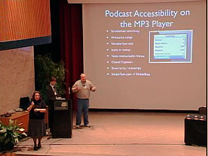 DC30 Podcasting About Usability With Tim & Tom Pt2 (Video)