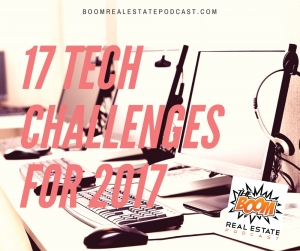 Episode 039 - 17 Tech Challenges for 2017