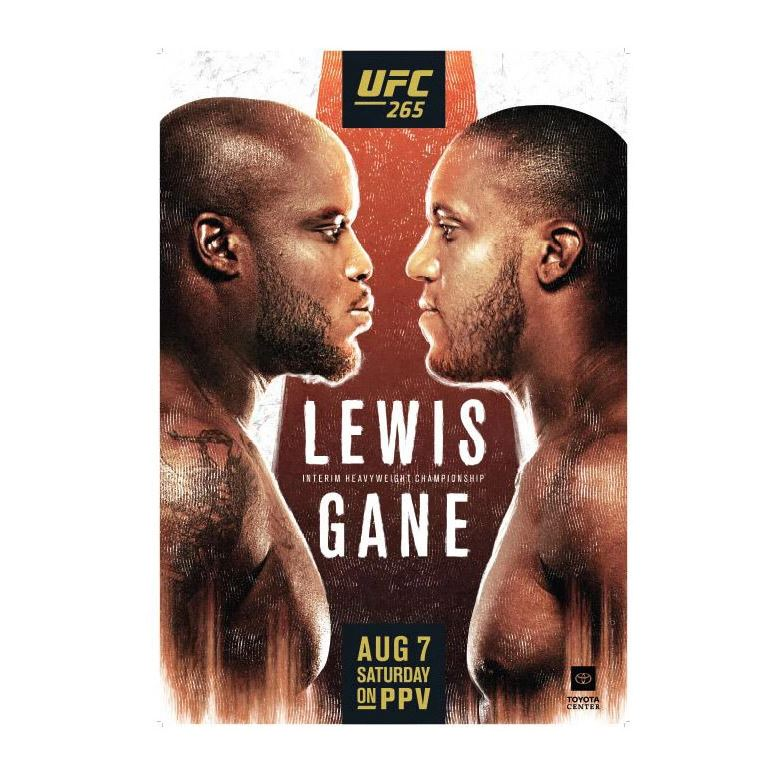 Gane Defeats Lewis for Heavy Weight Interim Title