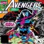 Artwork for Avengers #318: Quantum Zone Episode #29