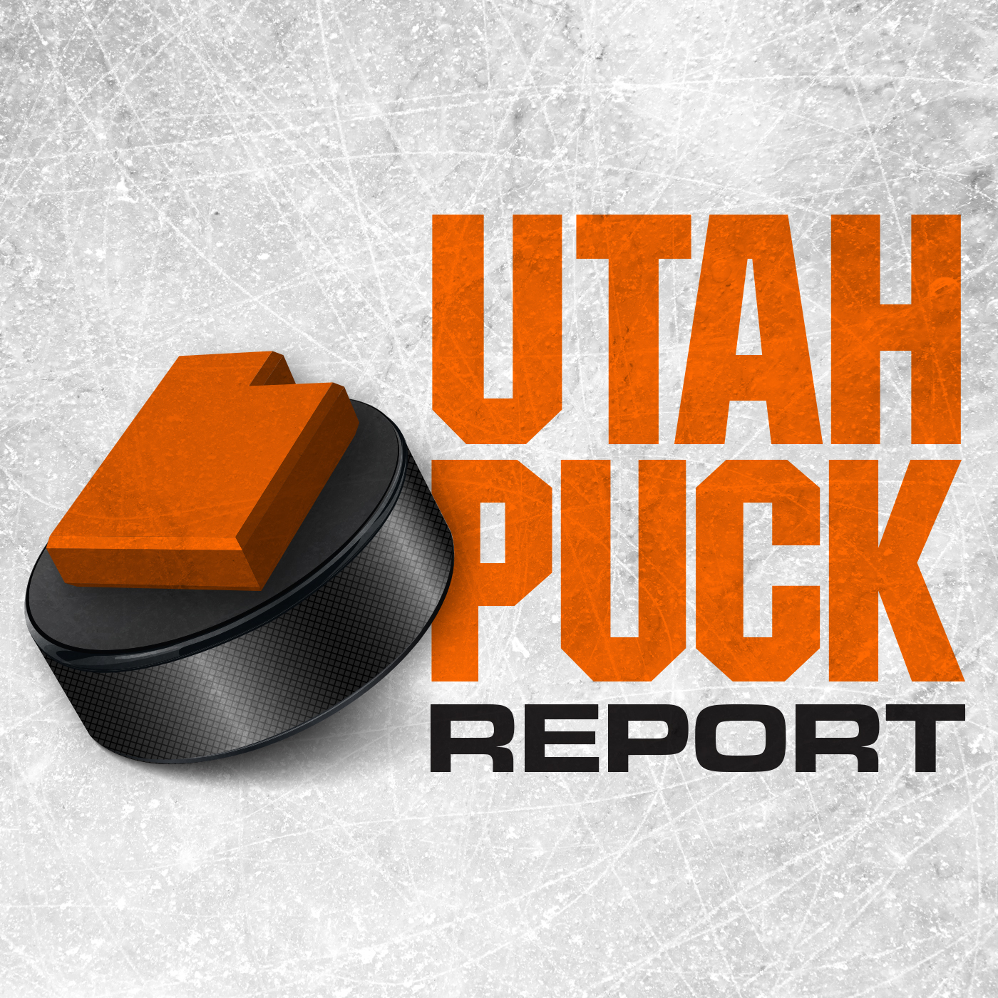 Artwork for Welcome to the Utah Puck Report - Are You Ready?