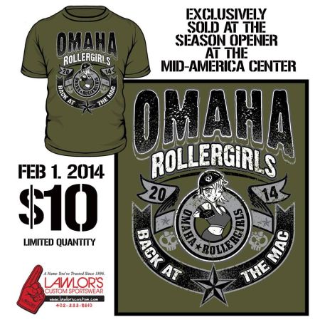 Episode 219 - The Omaha Roller Girls!
