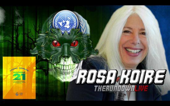 The Rundown Live #340 Rosa Koire (Agenda 21,Open Borders,Water,MegaCities)