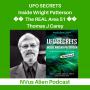 Artwork for UFO SECRETS Inside Wright Patterson 👽  The REAL Area 51 👽 Thomas J Carey