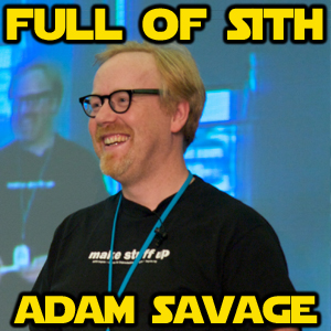 Special Release: Adam Savage