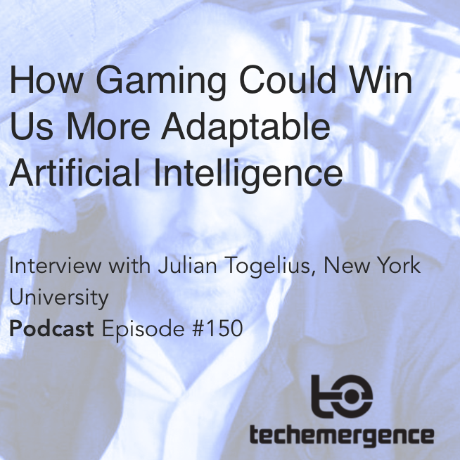 How Gaming Could Win Us More Adaptable Artificial Intelligence