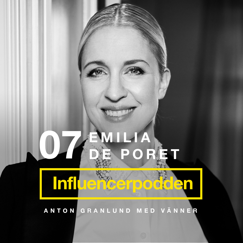 7. Emilia de Poret