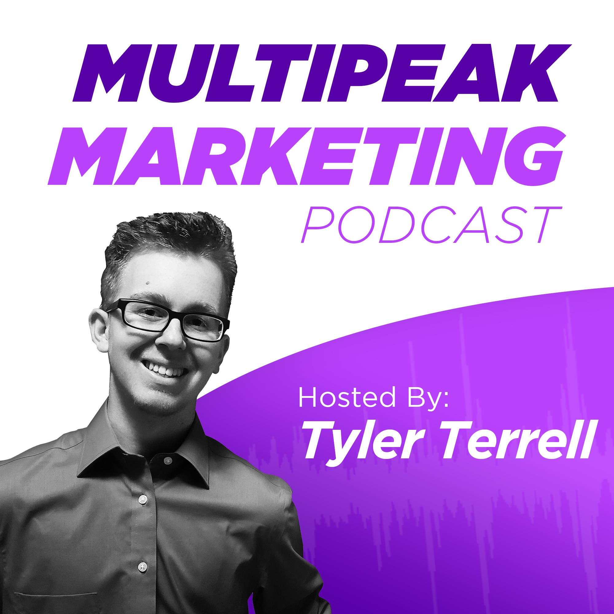 Tracy Martin - Multipeak Marketing Podcast - Episode 2 show art