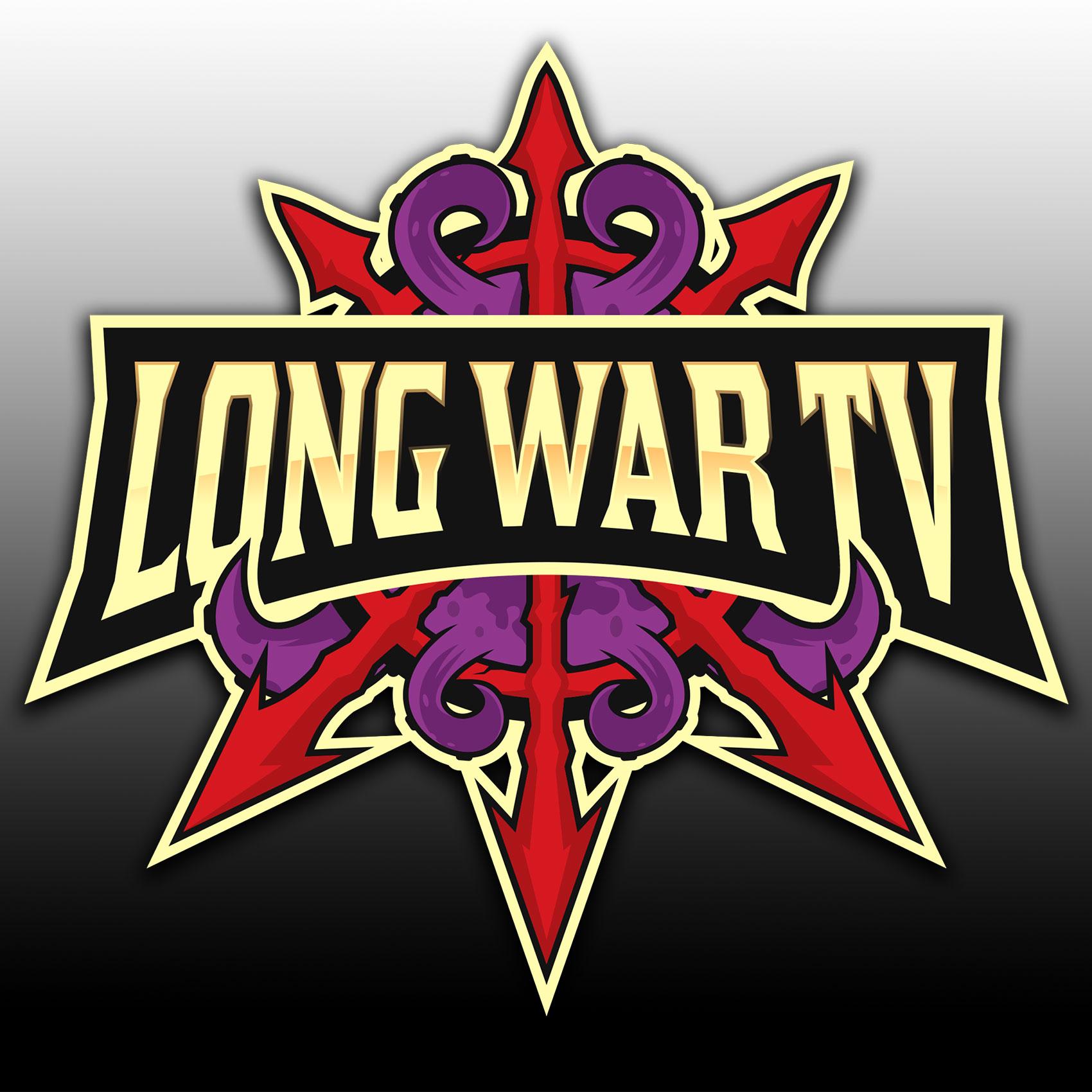 The Long War - Warhammer 40k Podcast show art