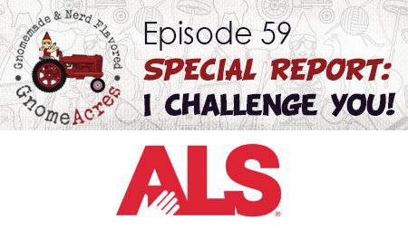 Artwork for Ep 59: Special Report: I Challenge YOU!