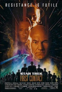 Star Trek: First Contact Commentary